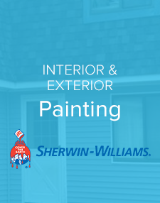 Interior and Exterior Painting - A New Look